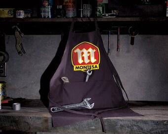 Montesa Motorcycle Mechanic's Apron