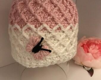 Diamond Texture Hat