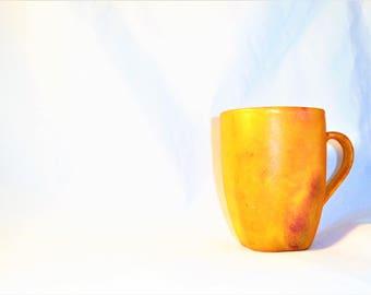 Sunrise Hand Painted Mug