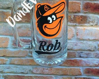 Orioles Beer Mug