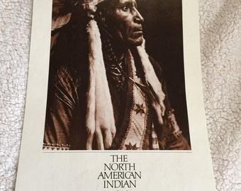 The North American Indian 1981 calender