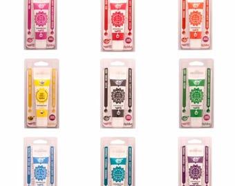 US Approved Full Set Rainbow Dust Progel Food Color 25 gm