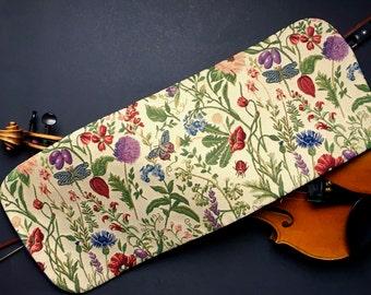 Meadow flowers - abbelli violin blanket