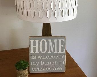 Home / Family Shelfie Sign