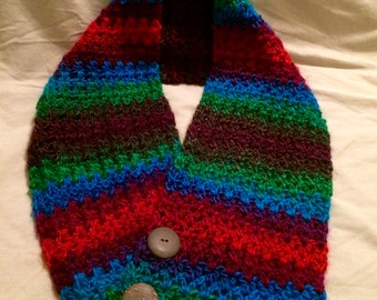 Crochet Infinity Scarf, Infinity Scarf, Crochet Scarf, Mobius Scarf, Crochet Mobius Scarf, Ladies Scarf, Crochet Ladies Scarf, Ladies Cowl