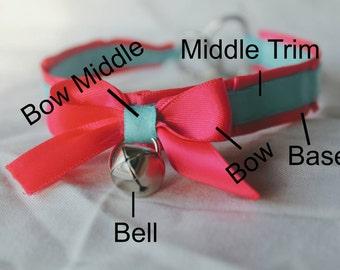 Simple BYO Custom Kitten Play Collar