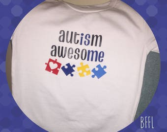 Autism Awesome Shirt
