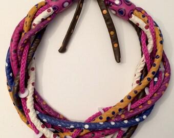 Unique contemporary designer jewelery