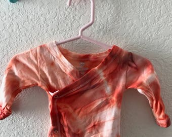 Newborn Tie Dye