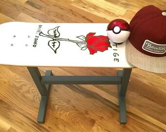 Skateboard Seat / Bench