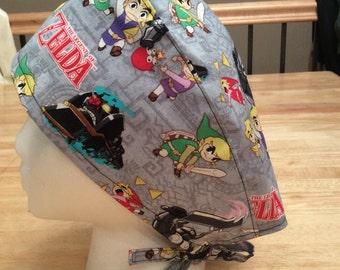 Zelda Scrub Hat