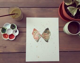 Orginal Watercolour Painting -SALE-