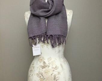 Alpaca shawl TUMACA