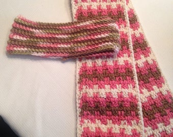 Scarf & headband set