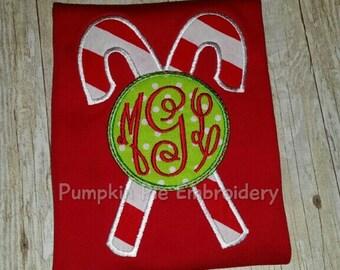 Candy Cane Christmas Shirt