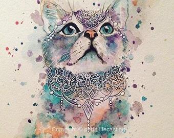 Original Boho Kitty