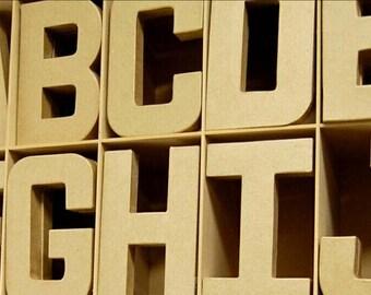 Block Letters Medium
