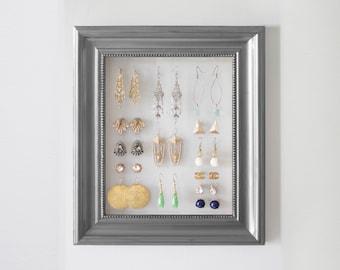 Framed Traditional Earring Hanger