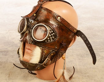 post apocalyptical mask