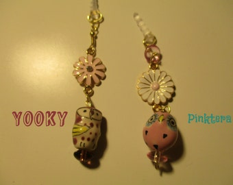 Dust Plug: Yooky and Pinktera