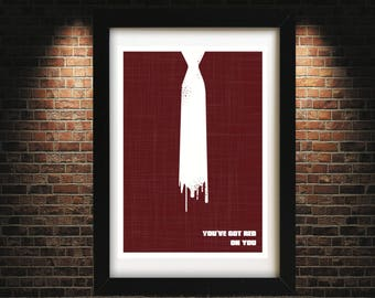 Shaun of the dead - Film Poster - A3/A4