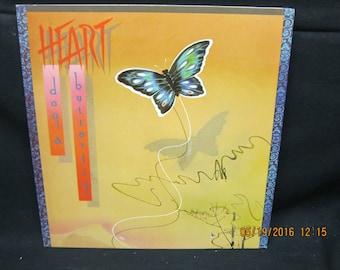 Heart Dog & Butterfly - Portrait Records