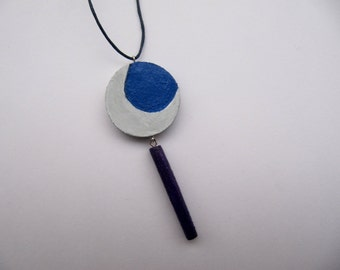 Mystic Moon Necklace - Winter Jewelry