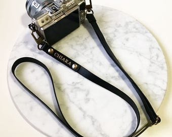 Avaloncraft | Skinny Camera Strap