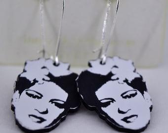 Billie Holiday Earrings