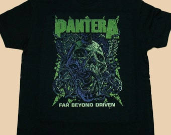 Pantera Far Beyond Driven, T-shirt 100% Cotton