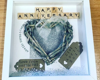 Anniversery frame