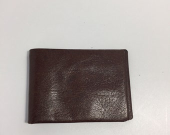 Buxton Men's Leather Wallet Never Used!