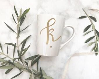 Bridesmaid Gift, Bridesmaid Coffee Mug, Personalized Mug, Bridal Party Mug, Bridal Party Gifts, MOH Gift, Bridesmaid Glass