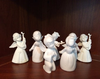 Angel Figurine Collection from Japan/Hong Kong