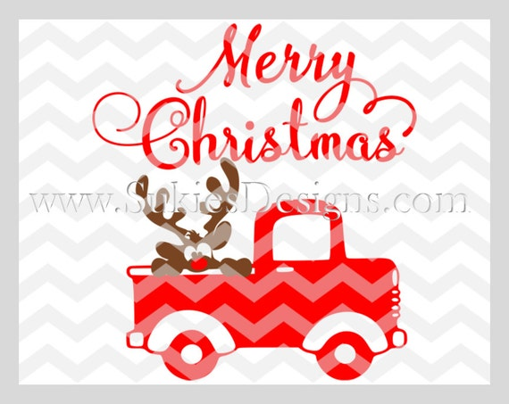 Merry Christmas Svg Dxf Png Files For Cricut And