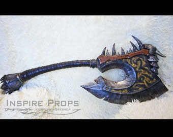 Gorehowl Axe - World of Warcraft