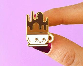 Coffee Buddy Pin