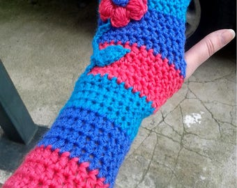 Gloves Arm Warmers Fingerless