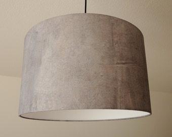 """Lampshade """"Concrete"""""""