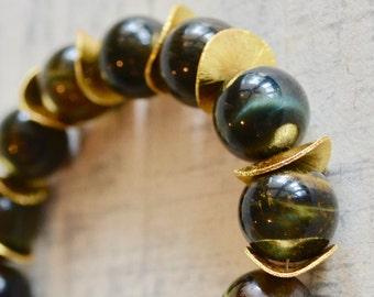 Lucinda Tigers Eye Bracelet