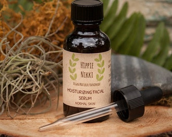 Moisturizing Facial Serum-Normal Skin