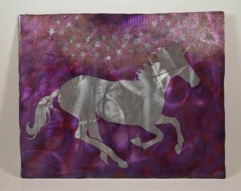 Magic Unicorn Art Sign