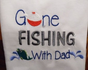 Boys Shirt, Fishing with Dad