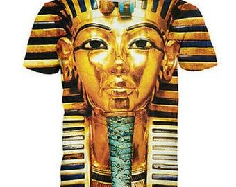 Kosmic 3d TShirts Pre-Sale 3d Pharoah T-Shirt