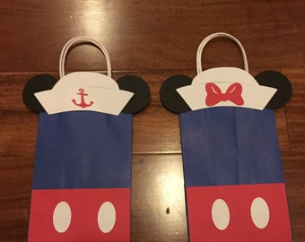 Sailor Mickey Goody Bags