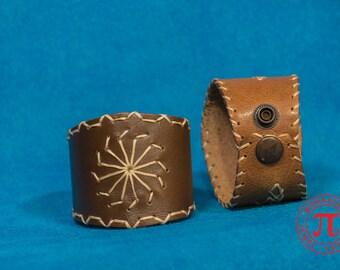 Stitching design bracelets