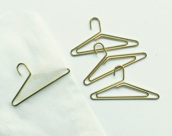 Hanger paperclips, set of four