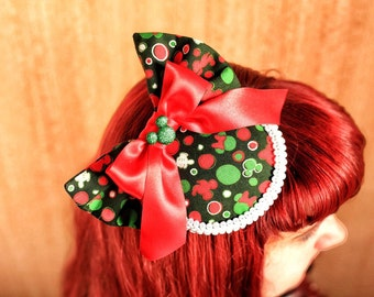Disney Christmas Fascinator