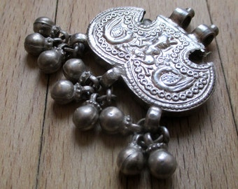 Antique Rajasthan cocktail amulet