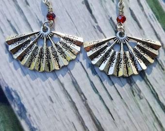 Mulan Charm Earrings